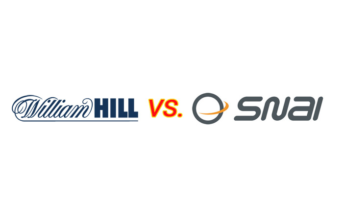 Meglio William Hill o Snai?