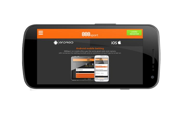 888 app sport